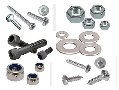 Nuts, Bolts etc