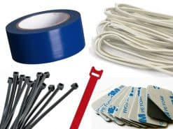 Ties, Tapes, Velcro, Bands etc